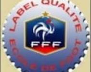 REMISE DU LABEL QUALITE FFF ECOLE DE FOOT