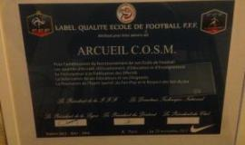 REMISE DU LABEL QUALITE FFF