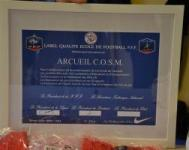 LABEL QUALITE FFF ECOLE DE FOOT