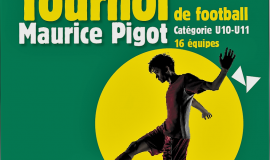 Tournoi de Football Maurice PIGOT 2015