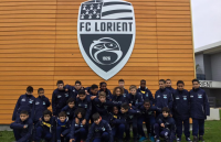 Stage de perfectionnement au FC Lorient !!!!
